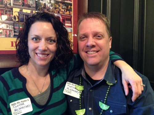 November's Member of the Month is a Couple…..Colette and Scott DeVos