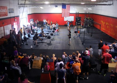Overview of our gym