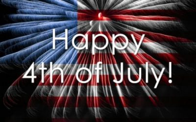 Fourth of July Holiday Schedule…..
